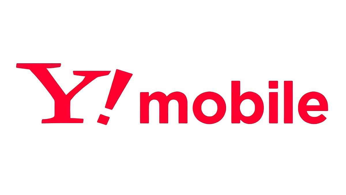 ワイモバイル ロゴ